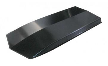 Steel 2 inch reverse cowl hood scoop.