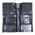 AMD - Valiant VF/VG Hardtop 3/4 Floor Pan (Also fits 67-74 Dart & 71-74 Scamp)