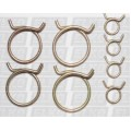 Radiator Hose Clamp Kit - 1966-1969 Hemi & Big Block