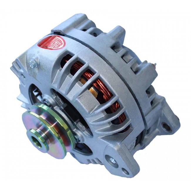 External Voltage Regulator - Single Pulley 95 AMP Powermaster ...